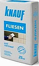 клей Флизенклебер Кнауф для укладки керамической облицовки