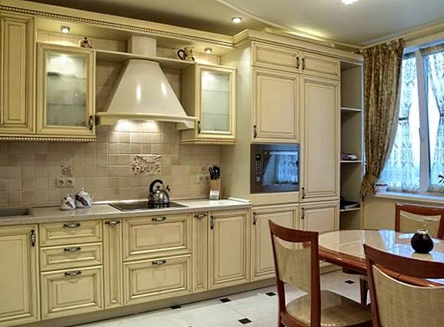 Дизайн кухни статья