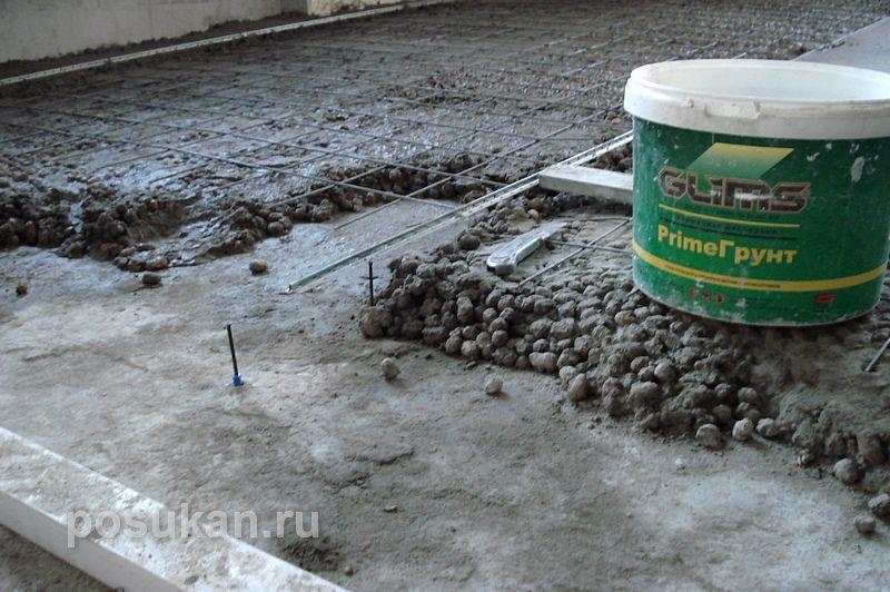 Устройство полов из керамзитобетона смета купить бетон в норильске