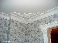 Ремонт и отделка четырехкомнатной квартиры в клубном доме на ул. Маршала Соколовского