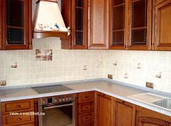 Фартук плитка кухня