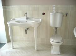 Ванная для девочки