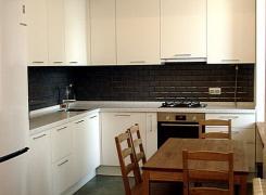 Кухня, вид из гостиной