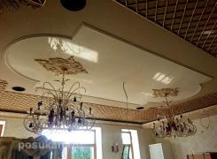 Потолок кухня