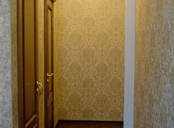 Вид из кухни на коридор Б